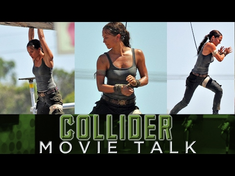 First Images of Lara Croft From Tomb Raider Released - Collider Movie Talk