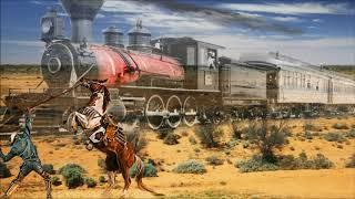 Ghost Train Marty Robbins with Lyrics