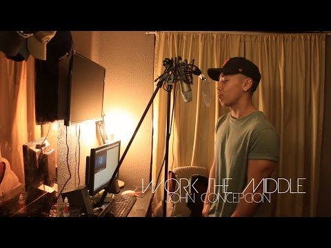 Alex Aiono - Work The Middle (Acoustic Cover By John Concepcion)