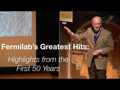 Fermilab's Greatest Hits: Highlights from the First 50 Years