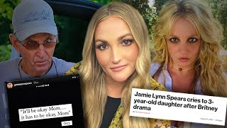 Jamie Lynn Spears Plays Victim in the Free Britney Movement