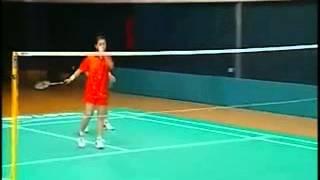 李玲蔚羽毛球3實戰技巧 3 雙打配合戰術