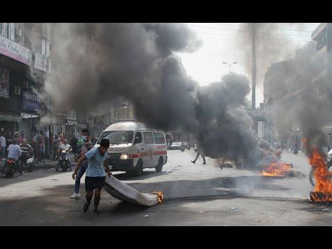 أعمال شغب في سجن رومية تزامناً مع احتجاجات الشارع اللبناني  - نشر قبل 2 ساعة