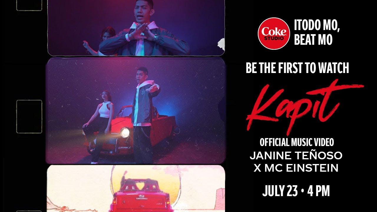 """Janine Teñoso x MC Einstein - """"Kapit"""" (Official Music Video)"""