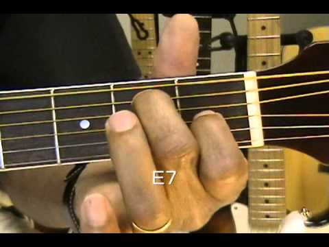 How To Play 25 EASY Chords by Moving One Finger At A Time Part 1
