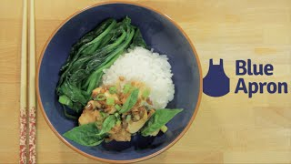 Taiwanese Three Cup Chicken | A New Way To Cook | Blue Apron