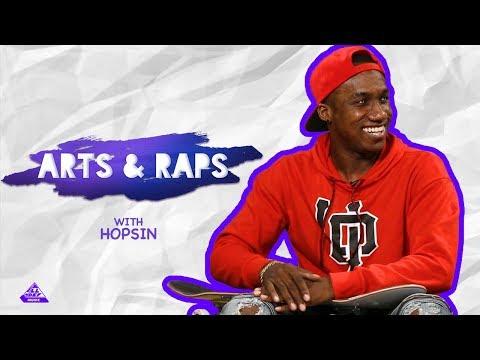 Hopsin: How To Skateboard  Arts & Raps