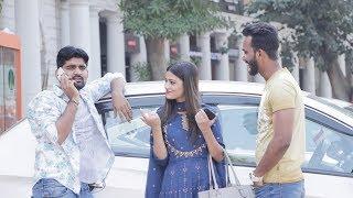 Tatti💩Jaisi Toh SHAKAL h Ft. The HunGama Films | Delhi Prank | Oye It