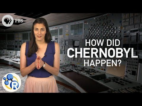 What Exactly Happened at Chernobyl?