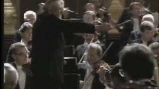 Karajan conducts Bruckner 8 (final movement, from the recapitulation)