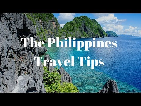 "My ""9"" Travel Tips for a Great Vacation in the Philippines"