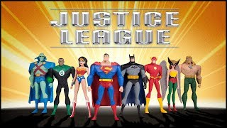DC Universe Justice League The Animated Series Exclusive Figures