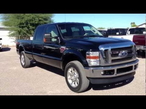 2008 Ford F250 Diesel Manual 4x4 Lariat Wheel Kinetics