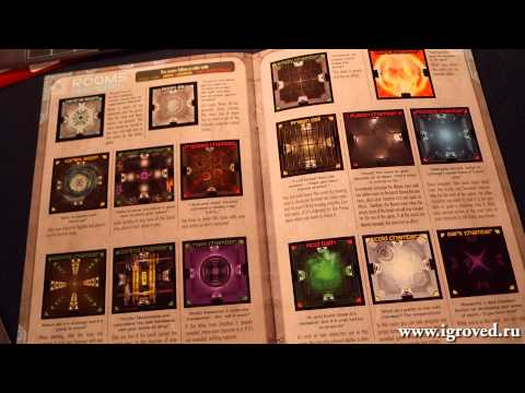 Комната 25. Обзор настольной игры от Игроведа