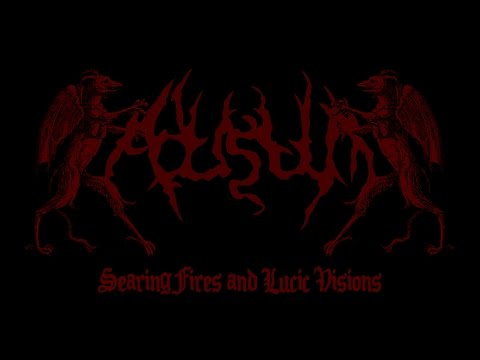 Adustum - Searing Fires and Lucid Visions [Full Album - HD - Official]