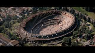 POMPEII Official HD Trailer Premiere With Kit Harrington
