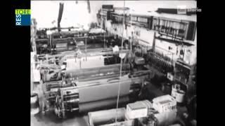"""Prato, i pratesi ed i telai. Documentario RAI """"Ritratti di Città"""" del 1967 [COMPLETO]"""
