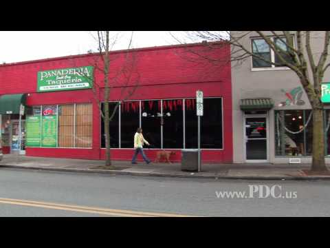 Lombard/St. Johns Town Center Area- A Virtual Tour