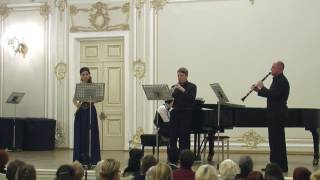 Johan Amberg - Suite for Flute, Oboe, Clarinet and Piano