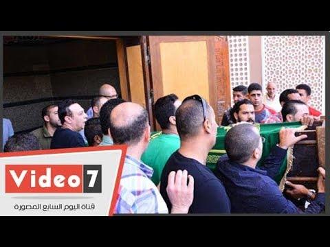 لحظة تشييع جثمان الفنان الراحل ماهر عصام  - نشر قبل 9 ساعة