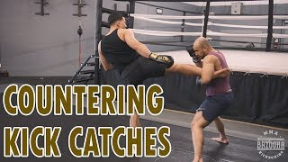 Countering Kick Catches - Episode #87