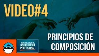 Principios de composición visual en diseño grafico - Video #4