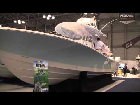 Progressive NewYork Boat Show at The Jacob Javits Center