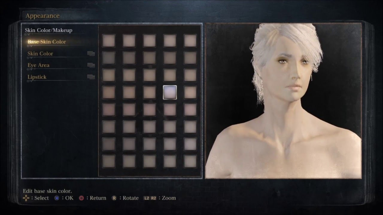 Actually Good Looking Female Character in Bloodborne (With ...