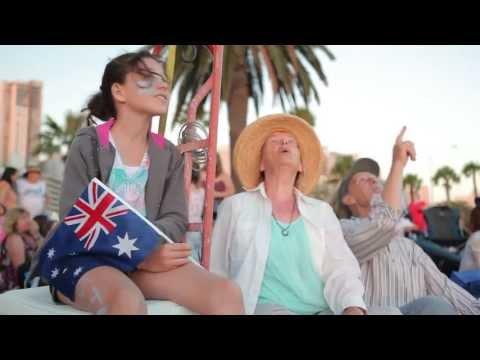 2013 City Of Perth Australia Day Skyworks!