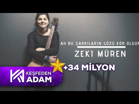 Deniz Tekin-Ah Bu Şarkıların Gözü Kör Olsun (cover)