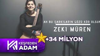 Deniz Tekin-Ah Bu Şarkıların Gözü Kör Olsun (cover) 2017 Video