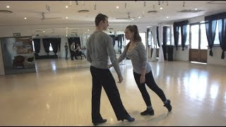 Dancing and Stuff Ballroom VLOG EP #19 Rumba, Cha Cha, Tango, Jive   again