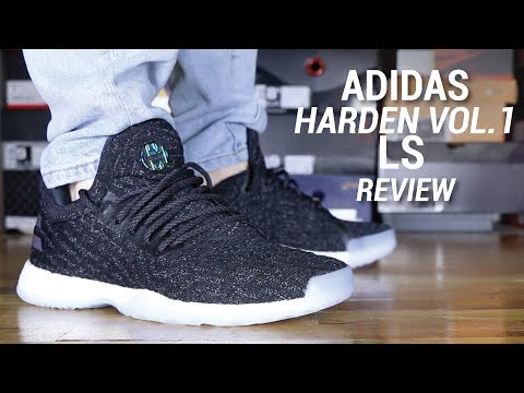 ADIDAS HARDEN VOL 1 LS REVIEW YouTube