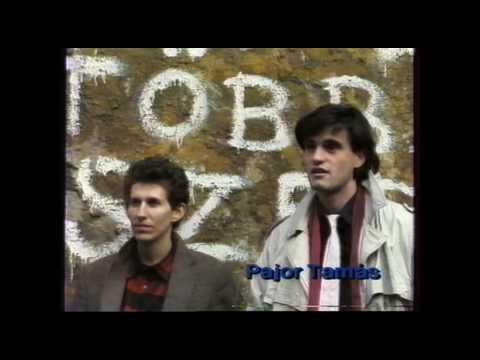 Geszti Péter interjú 1990