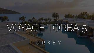 Обзор отеля Voyage Torba 5 Bodrum элитный отель эгейского побережья Турции