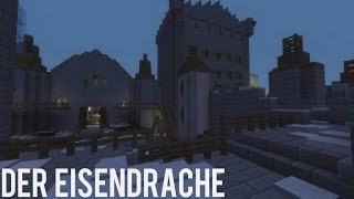 Der Eisendrache - Call of Duty: Black Ops 3 | Minecraft PS4 PS3 PSVITA Map Remake + DOWNLOAD LINK
