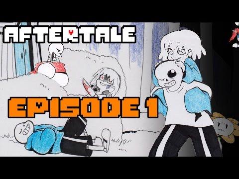 Aftertale - Episode 1(Undertale Comic Dub)