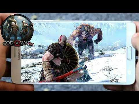 Download God Of War 4 | How To Download God Of War 4 On Android