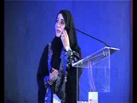 Dr. Adhra Al Mawali at TEDxMuscat 2012