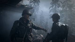 Call of Duty: WW2 - Let's Play Veteran - The Great War! To the Rhine!