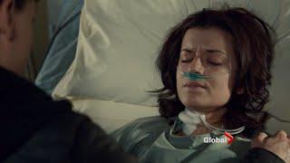 ~* Rookie Blue Season 5 Episode 1 - Chloe Hospital Scenes Part 3 *~