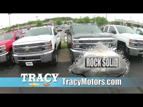 Tracy Chevrolet Cadillac Commercial