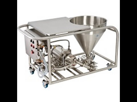 Admix Fastfeed Powder Induction System