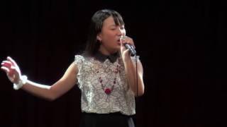 丸山純奈「流星群 (鬼束ちひろ)」2016/08/29 梅田Shangri-La