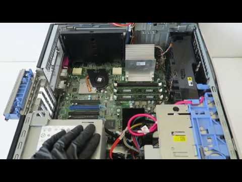 Dell Precision T5500 Gaming Upgrade SSD Video Card RAM - YouTube