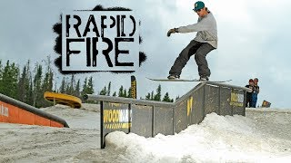 Rapid Fire: Mike Gray at Woodward Copper