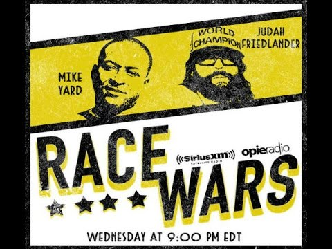 Race Wars - Mike Yard, Judah Friedlander (08-19-2015)