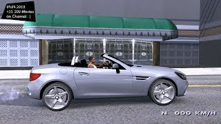 Mercedes SLC300 Grand Theft Auto San Andreas GtaInside by GTA World  Modifications