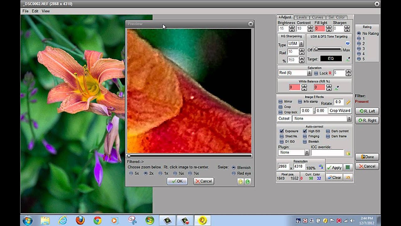 How to do Basic Image Printing in Qimage Ultimate - YouTube