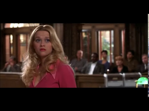 Legally Blonde - Elle Interrogates Chutney
